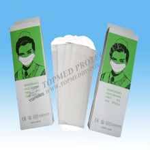 Single/Double Layer Paper Face Mask for beauty salon