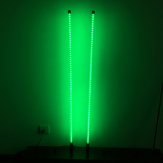 2ft~6ft Solid color LED lighted whips