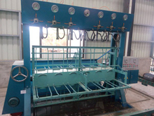 LPG Cylinder Hydraulic Press Testing Machine