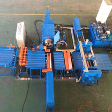 Different Sizes Hot Spinning Machine Set Including Induction Furnace