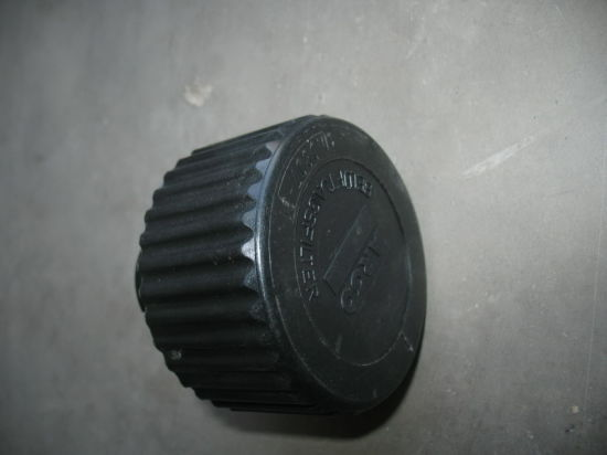 Sdlg LG956L Wheel Loader Spare Parts Breather Cap Quq2.5b 4120000081