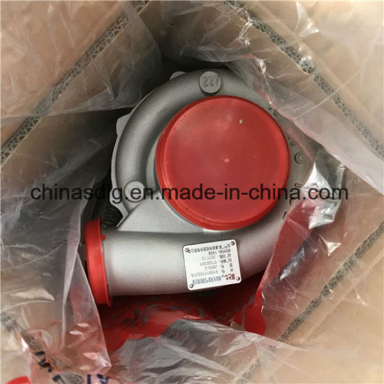 Turbocharger J90s-2, 61561110227A, 4110000557042 for Weichai Diesel Engine Spare Part