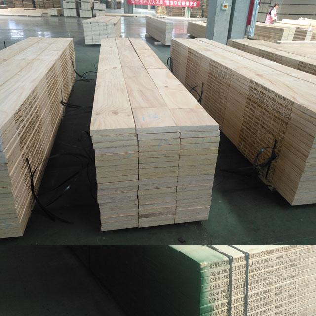 scaffold board planks