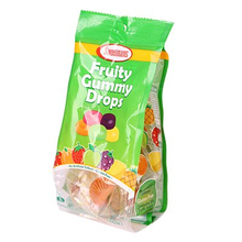 Fruit Juice Gummy Drops