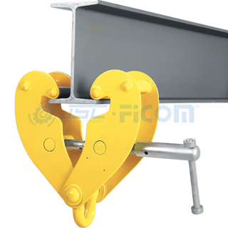 Beam Clamp Model: BCS (Capacity: 1000-10000 kg)