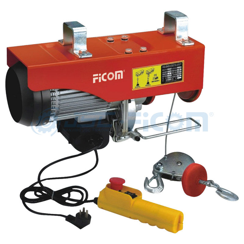 PA200A-PA990A Mini Electric Hoist Series