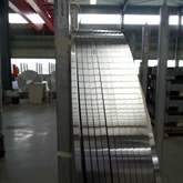 Aluminum/ Aluminium Finned Tube Strip for Heat Exchanger