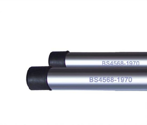 BS4568 Galvanized Gi Conduit Pipe