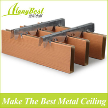 2018 New Decorative Aluminum U-Baffle Ceiling