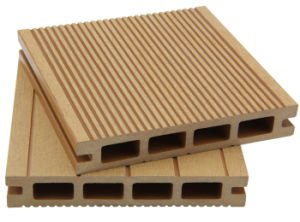 tuile de verrouillage de Decking de la décoration DIY Decking/WPC de jardin de 310*310mm