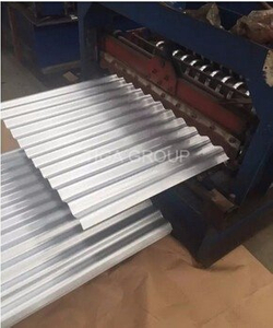 Color Steel Sheet Factory Price Anti Corrossion Corrugated Metal Roofing