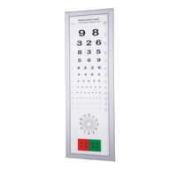WH 11305 3M led distance visual acuitry chart light box