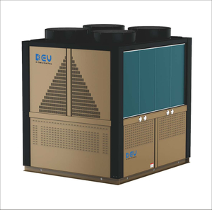 Commercial Air Source Heating and Cooling 165KW