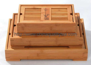 Quality Bamboo tray