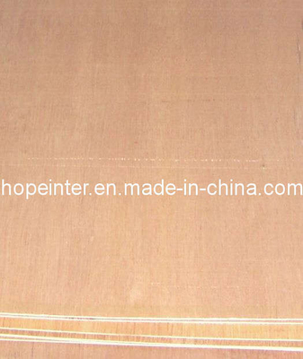 Commercial Plywood (HL032) -BB/CC Grade for Furniture
