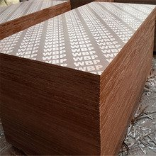 Poplar Melamine Laminated Plywood/Boardwith Best Prices for Constructions