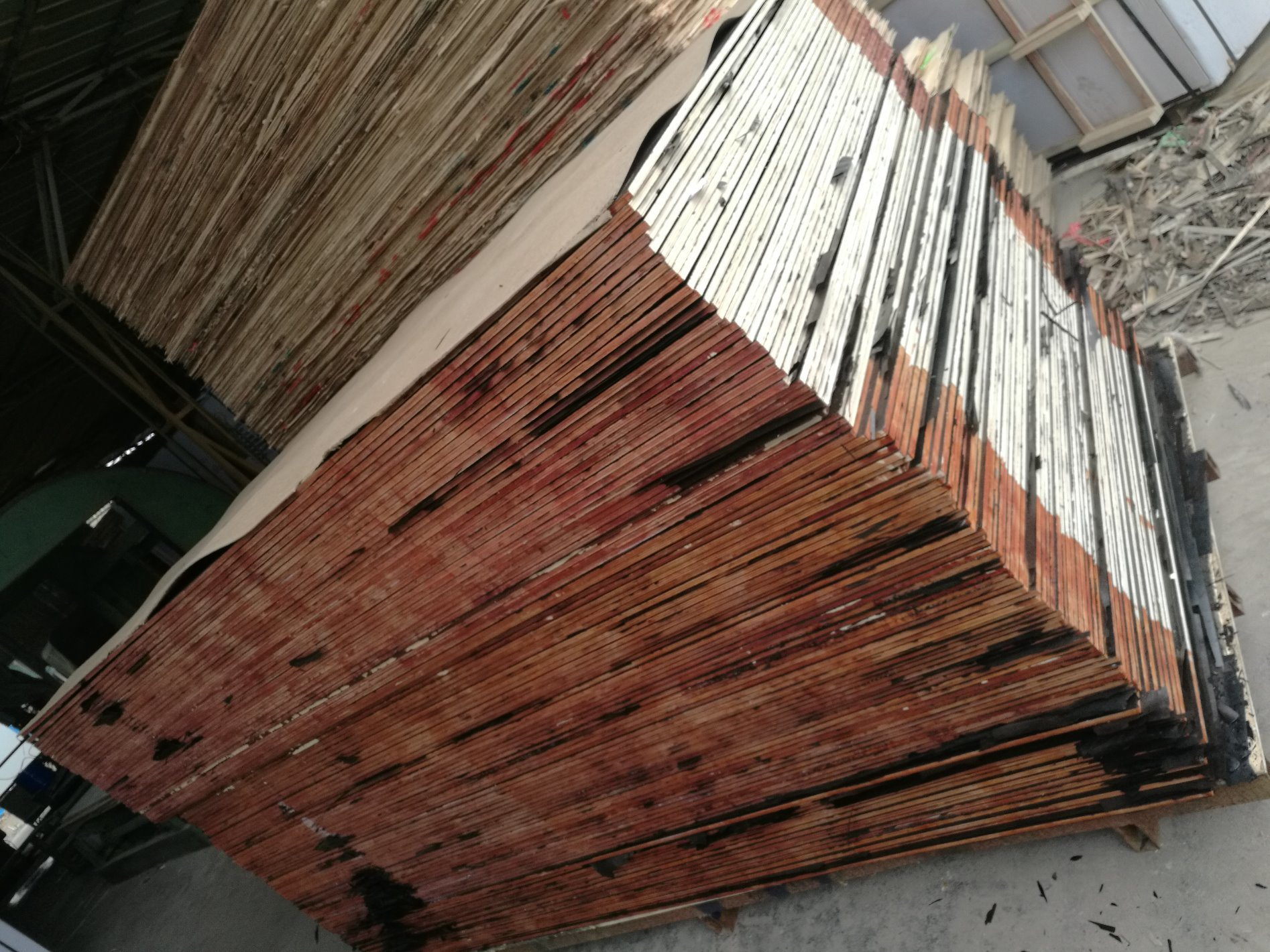 Combined Core Marine Plywood Phenolic Glue for Constructions