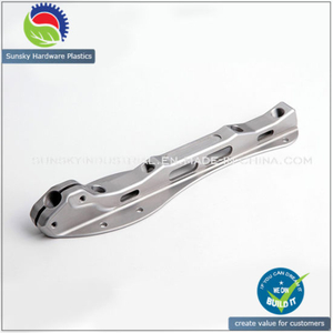 Precision Aluminium Part for Skating Racket (AL12064)