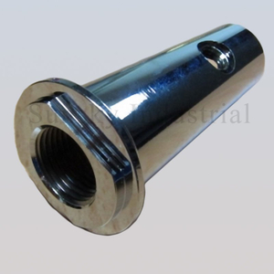 Chrom-plated CNC turning shaft (AL13143)
