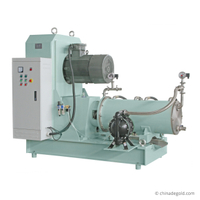 Degold 100 Liters Large Flow Horizontal Sand Mill