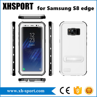 2017 New Coming Waterproof Mobile Phone Case for Samsung S8 Edge