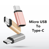 Micro USB To Type-C Adapter for Mobile Phone 3.1 USB To Type-C Aluminum Alloy Adapter Mobile Phone Accessories Adapter Cable Type C Converter