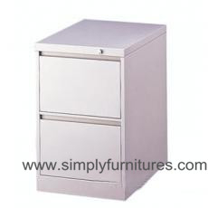 steel case 2 drawers