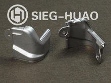 Investment Casting Tool Steel Outer Shell for Motorbike