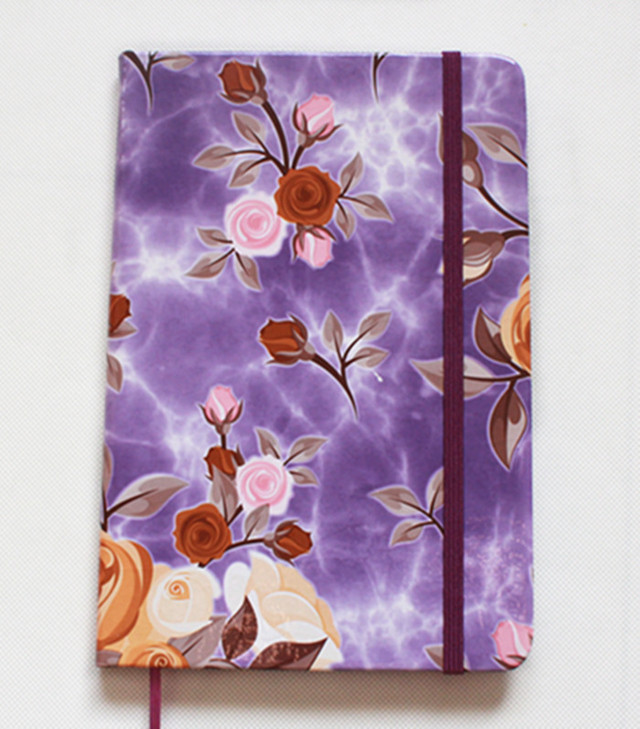 PVC leather notebook (21)
