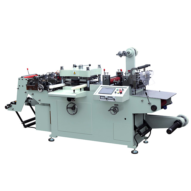 YS-350A/450A Automatic Label Die Cutting Machine
