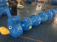Popular Commercial Inflatable Water Park Toys Water Game for Kids