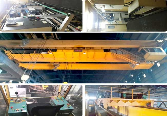 Successful installation and commissioning of ladle cranes in Indonesia.jpg