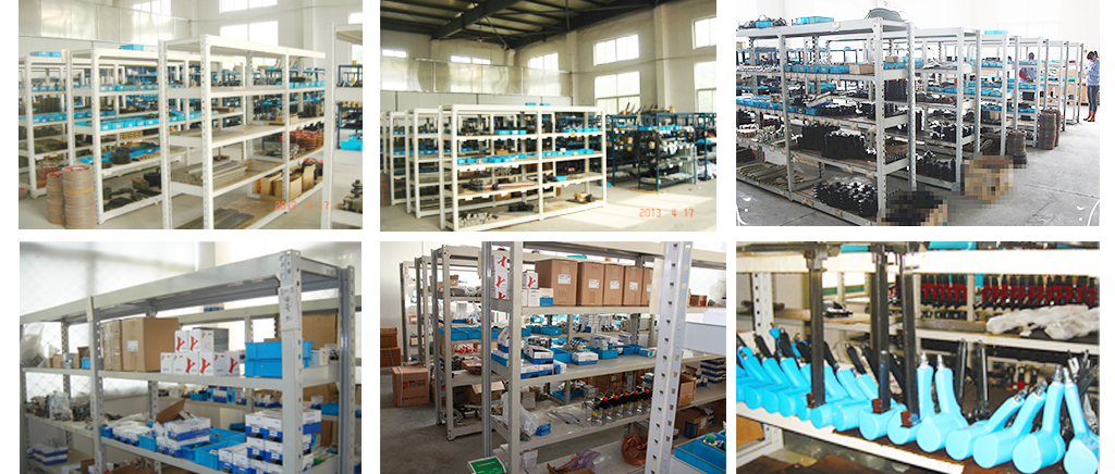 multifunction flanging machine parts-warehouse