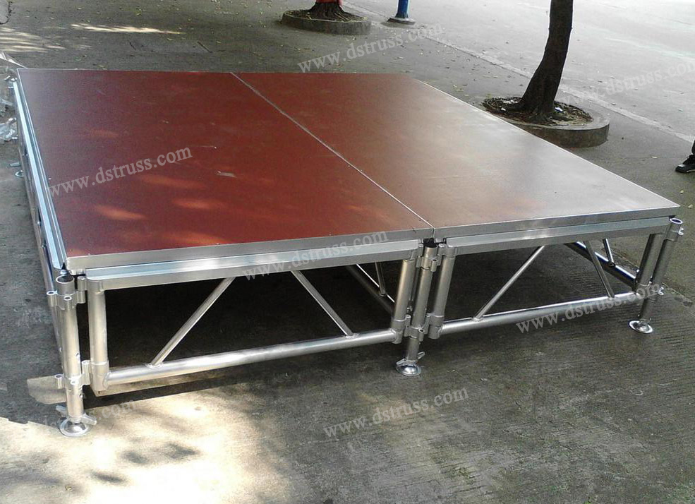 Aluminum Alloy Assembled Stage(1.22m*2.44m)