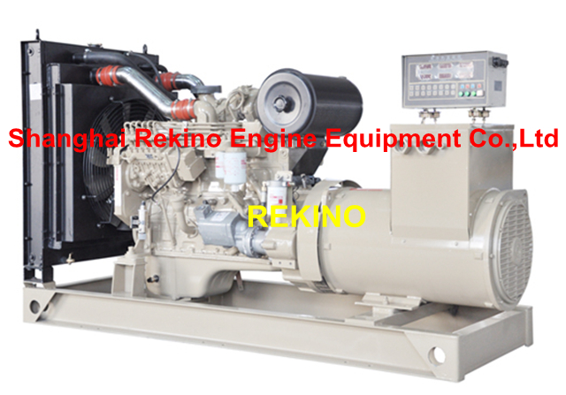 Cummins 75-100KW 50HZ marine emergency generator set