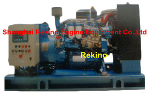 Weichai 30-64KW 50HZ marine emergency generator set