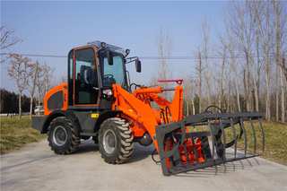 Low price of small loader zl15 for europe market with best quality