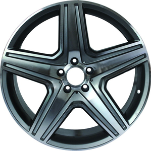 W0127 Replica Alloy Wheel / Wheel Rim for mercedes-benz GLK GL ML