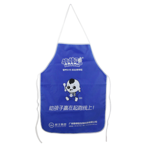 Waterproof Kids Apron Children Cooking Baking Painting Bib Apron