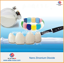 Nano zirconia Dioxide Powder serial