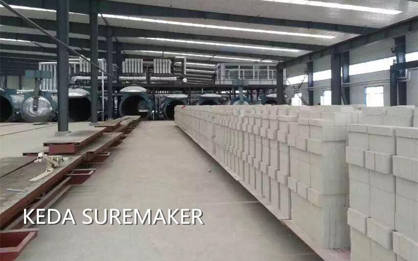 Sand Lime Brick Production Line