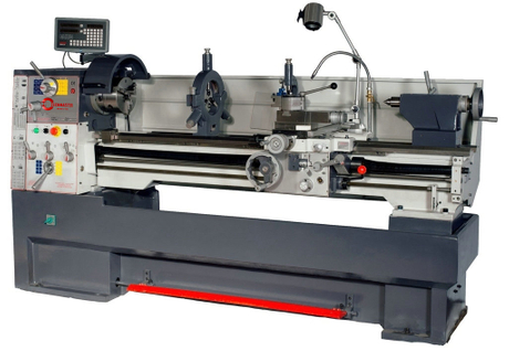 INDUSTRIAL LATHE MACHINE FOR METAL FTX 1500x410-TO DCR