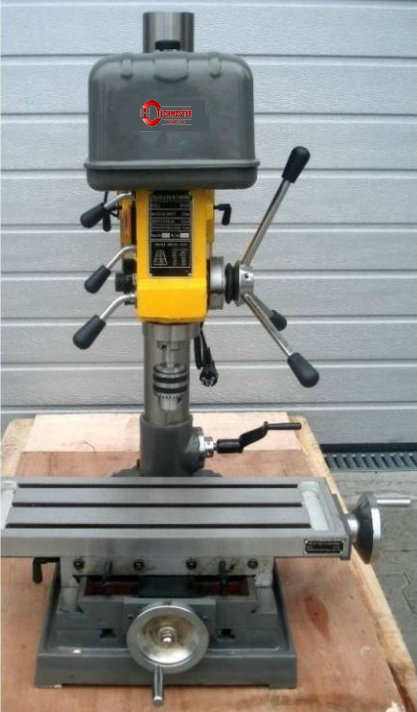 FULLY INDUSTRIAL DRILLING MACHINE ZX-7025