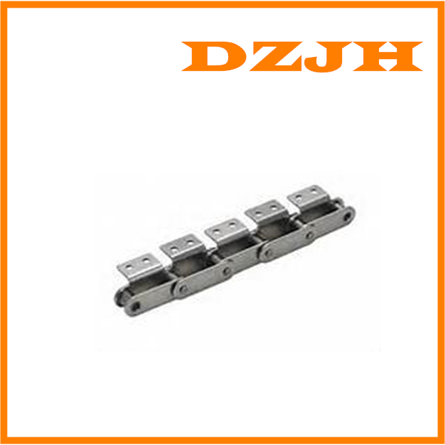 Double Pitch Conveyor Chain with A-2 Attachment