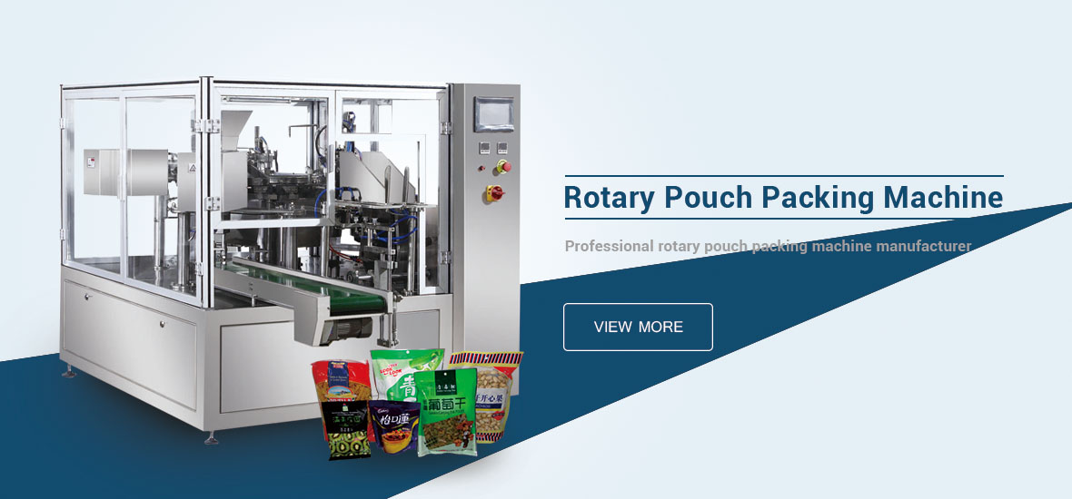 TS6 200 Rotary Pouch Packing Machine