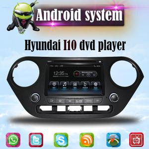 Android Hyundai I10 gps DVD player