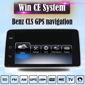 Android car Mercedes Benz CLS dvd player