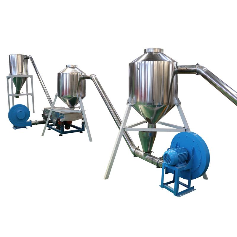 SPVC granulation machine