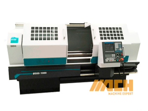 CKE6150Z Dalian DMTG Horizontal Flat Bed Economic CNC Lathe Machine