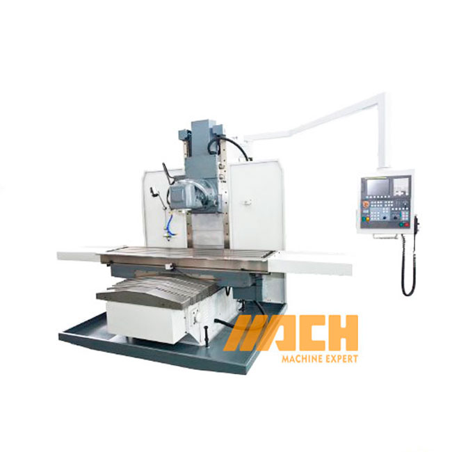 XKW715 Metal Universal Vertical Bed Type CNC Milling Machine